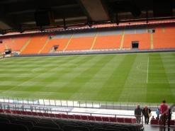 Voetbalstadion van AC Milan