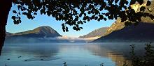 Aan 't Luganomeer